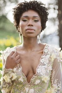 fine art bride as seen in Wedding Sparrow